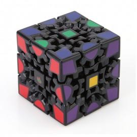 Магически пъзел Gear X-Cube V1 60мм - Черен