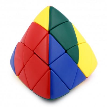 Магически пъзел ShengShou пирамиден мастърморфикс 3x3x3 - Stickerless