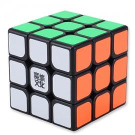 Куб за скоростно нареждане MoYu HuaLong 57мм - Черен