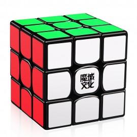 Куб за скоростно нареждане MoYu WeiLong GTS2 3x3x3 55.5мм - Черен