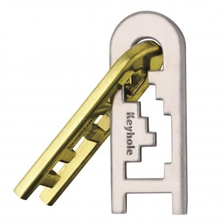 Логически пъзел Cast Keyhole GR4 - метален