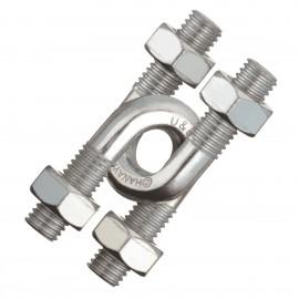 Логически пъзел Cast U&U GR4 - метален