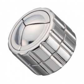 Логически пъзел Huzzle Cast Cylinder GR4 - метален