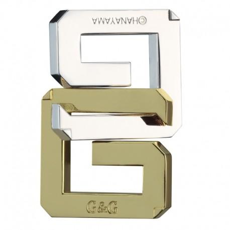 Логически пъзел Cast G&G GR3 - метален