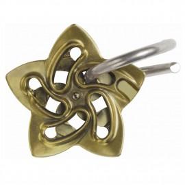 Логически пъзел Cast Helix GR5-GR6 - метален