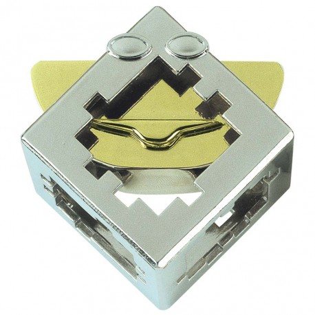 Логически пъзел Cast Cuby GR3 - метален
