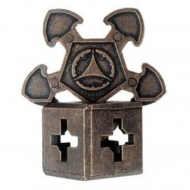 Логически пъзел Cast O'Gear GR3 - метален