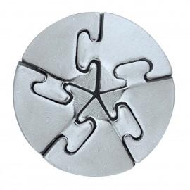 Логически пъзел Cast Spiral GR5 - метален