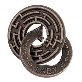 Логически пъзел Huzzle Cast Laby GR5 - метален