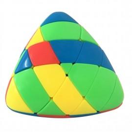 Магически пъзел ShengShou пирамиден мастърморфикс 4x4x4 - Stickerless