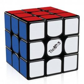 Куб за скоростно нареждане QiYi Valk3 3x3x3 55.5мм - Черен