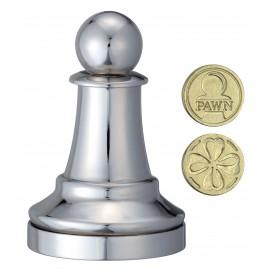 Логически пъзел Huzzle Cast шахматна фигура - Пешка