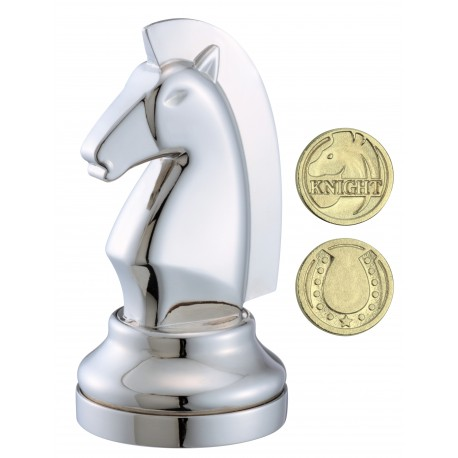 Логически пъзел Cast шахматна фигура - Кон