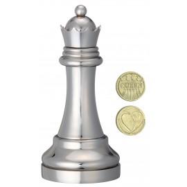 Логически пъзел Huzzle Cast шахматна фигура - Царица