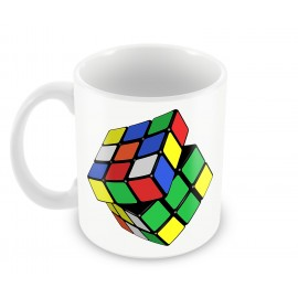 """Керамична чаша 330мл """"Twisted Cube"""""""