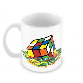 """Керамична чаша 330мл """"Melting Cube"""""""
