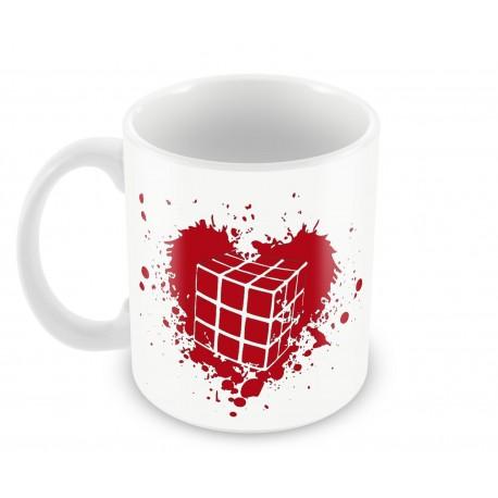 """Керамична чаша 330мл """"Heart"""""""
