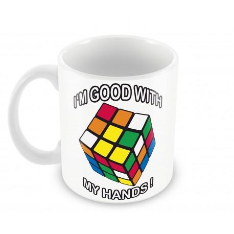 """Керамична чаша 330мл """"I'm Good"""""""