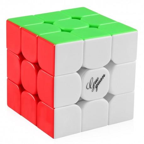 Кубче за скоростно нареждане MoYu GuoGuan Yuexiao Pro 56мм - Stickerless