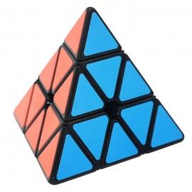 Магически пъзел ShengShou Pyraminx Aurora 3x3x3