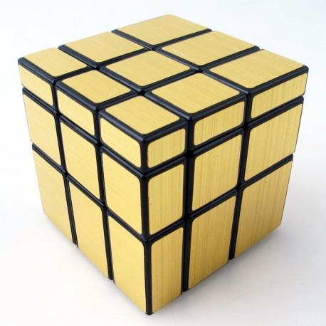Магически пъзел ShengShou Mirror Blocks 3x3x3 - Златист