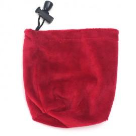 Кесийка за съхранение на кубчета - червена