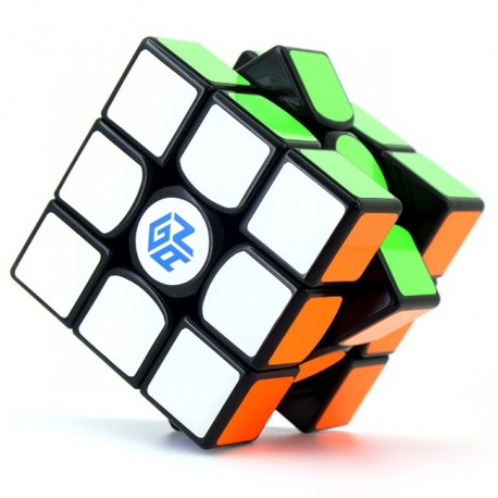 Кубче за скоростно нареждане Ganspuzzle Air 56мм (Gan356 Air) - Черно