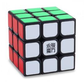 Куб за скоростно нареждане YongJun SuLong 3x3x3 56мм - Черен
