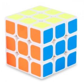 Куб за скоростно нареждане YongJun SuLong 3x3x3 56мм - Бял