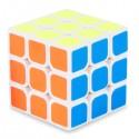 Куб за скоростно нареждане YongJun SuLong 56мм - Бял