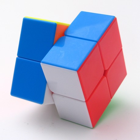Магически куб ShengShou Rainbow 2x2x2 50мм - Stickerless
