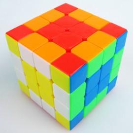 Куб за скоростно нареждане MoYu AoSu 4x4x4 62мм - Stickerless