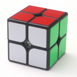 Магически куб YongJun GuanPo Plus 2x2x2 50мм - Черен