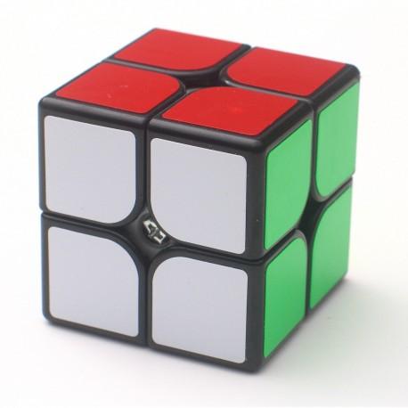 Кубче за скоростно нареждане YongJun GuanPo Plus 2x2x2 50мм - Черно