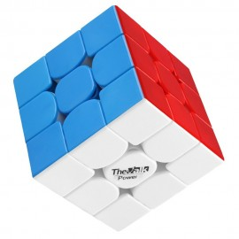 Куб за скоростно нареждане QiYi Valk3 Power 55.5мм - StickerlessКуб за скоростно нареждане QiYi Valk3 Power 3x3x3 55.5мм - Stick