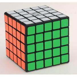 Кубче за скоростно нареждане QiYi MoFangGe AoHu 5x5x5 64мм - Черно