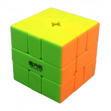 Магически пъзел за скоростно нареждане QiYi MoFangGe Square-1 Stickerless