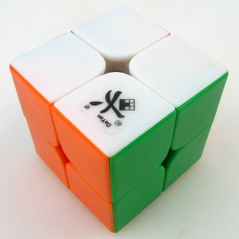 Кубче за скоростно нареждане DaYan ZhanChi 2x2x2 46мм - Stickerless