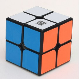 Куб за скоростно нареждане MoYu WeiPo 2x2x2 50мм - Черен