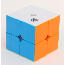 Кубче за скоростно нареждане MoYu WeiPo 2x2x2 50мм - Stickerless