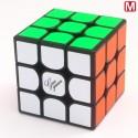 Куб за скоростно нареждане MoYu GuoGuan Yuexiao Pro M 56мм Magnetic - Черен