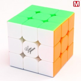 Кубче за скоростно нареждане MoYu GuoGuan Yuexiao Pro M 56мм - Stickerless