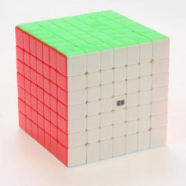 Кубче за скоростно нареждане MoYu AoFu GT 7x7x7 70.5мм - Stickerless