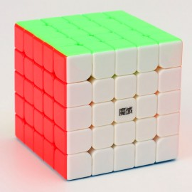 Куб за скоростно нареждане MoYu WeiChuang GTS 5x5x5 64мм - Stickerless