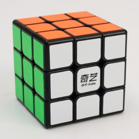 Магически куб QiYi QiHang Sail 3x3x3 60мм - Черен