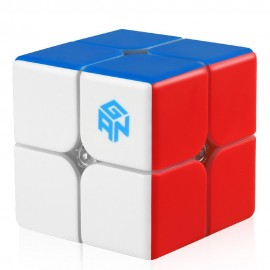Кубче за скоростно нареждане Gancube Gan249 V2 49мм - Stickerless