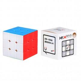Куб за скоростно нареждане ShengShou Mr. M 3x3x3 55мм Magnetic - Stickerless