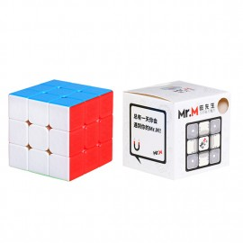 Магически куб ShengShou Mr. M Magnetic 3x3x3 56мм - Stickerless