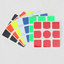 Резервни стикери DaYan 57мм за кубчета 3x3x3