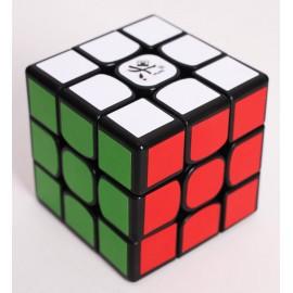 Куб за скоростно нареждане DaYan V ZhanChi 2017 57мм - Черен